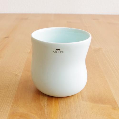 Kahler(ケーラー) マノカップ ターコイズ