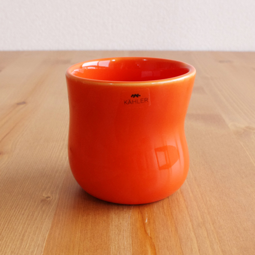 Kahler(ケーラー) マノカップ オレンジ