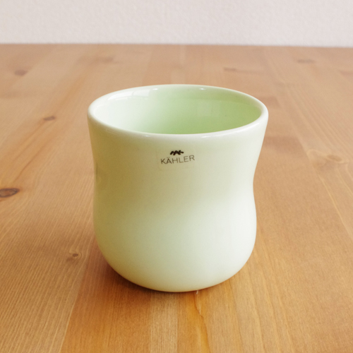 Kahler(ケーラー) マノカップ グリーン