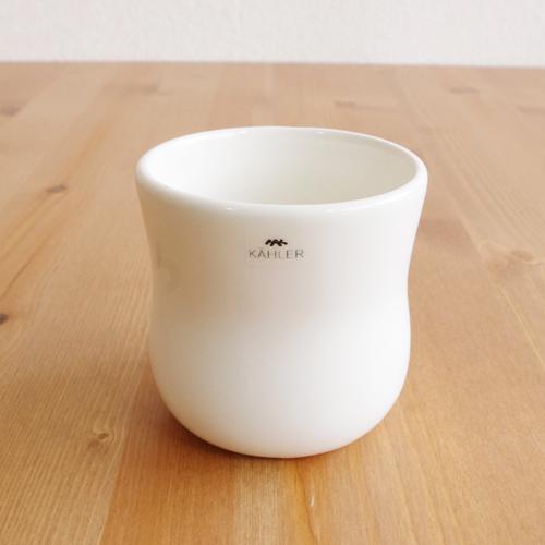 Kahler(ケーラー) マノカップ ホワイト