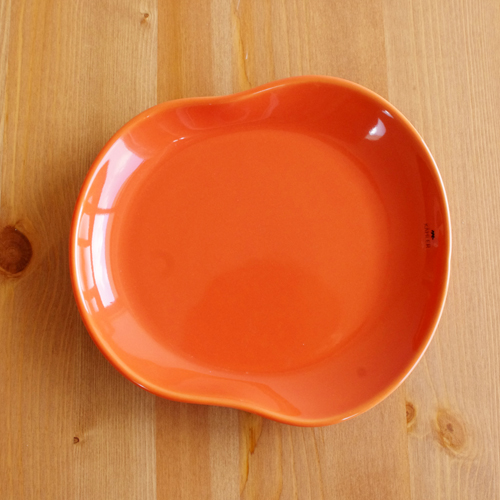 Kahler(ケーラー) マノプレート オレンジ