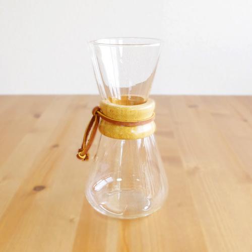 CHEMEX(ケメックス) コーヒーメーカー 3カップ(3人用)