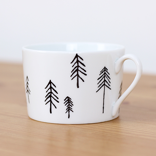 House of Rym(ハウスオブリュム) ティーカップ Fir fir fir