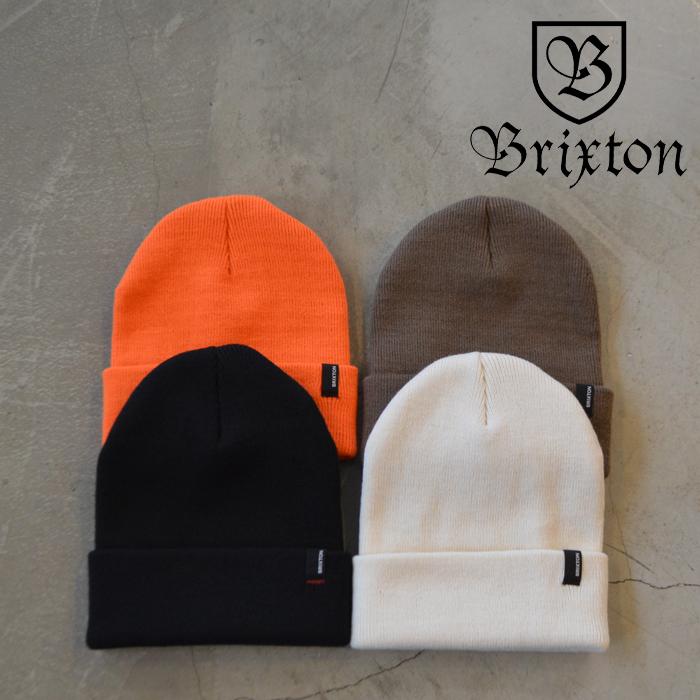 BRIXTON(ブリクストン) HARBOR WATCH CAP BEANIE 【2020HOLIDAY新作】【ビーニー ニット帽】