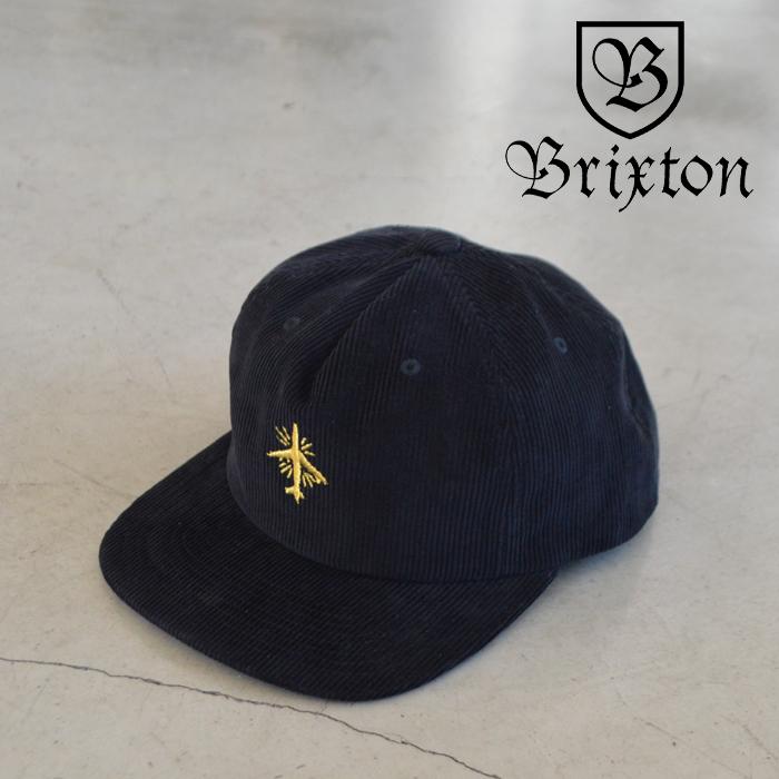 BRIXTON(ブリクストン) BB Mode MP SNAPBACK CAP 【スナップバック キャップ 帽子】【2021 SPRING新作】