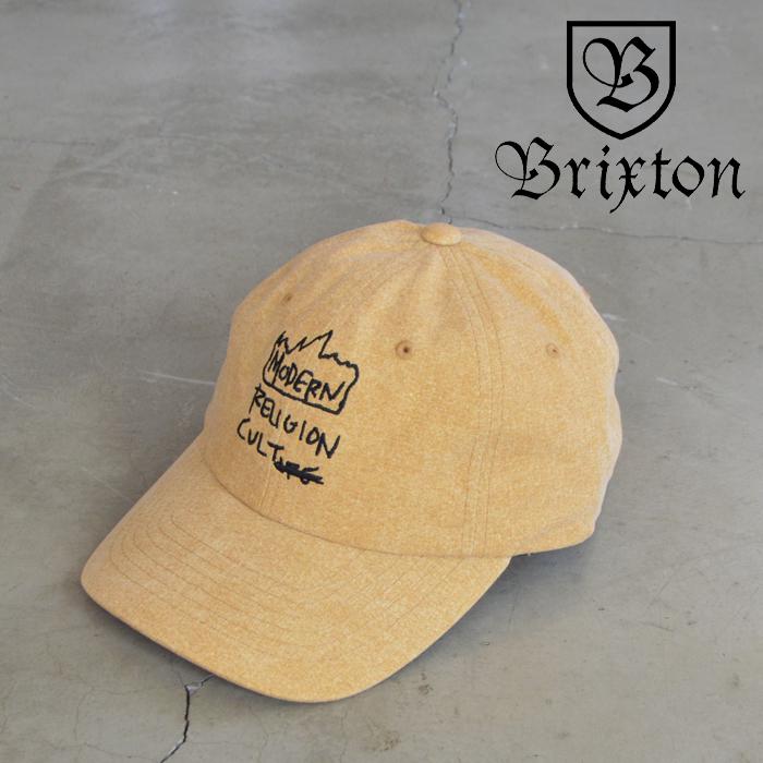 BRIXTON(ブリクストン) BB MODERN CULT LP CAP 【スナップバック キャップ 帽子】【2021 SPRING新作】