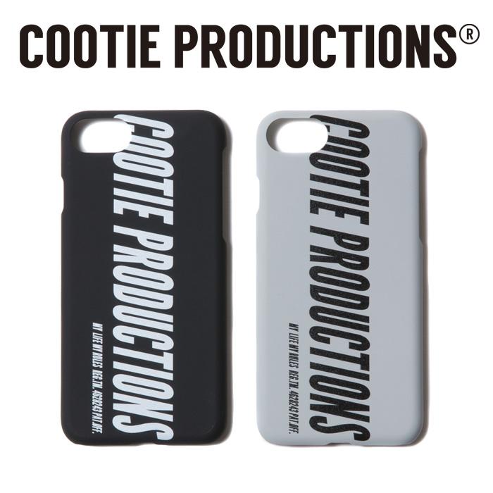 COOTIE(クーティー)   I Phone Case (TYPE 7/8) 【CTE-19S522】【I Phone ケース】