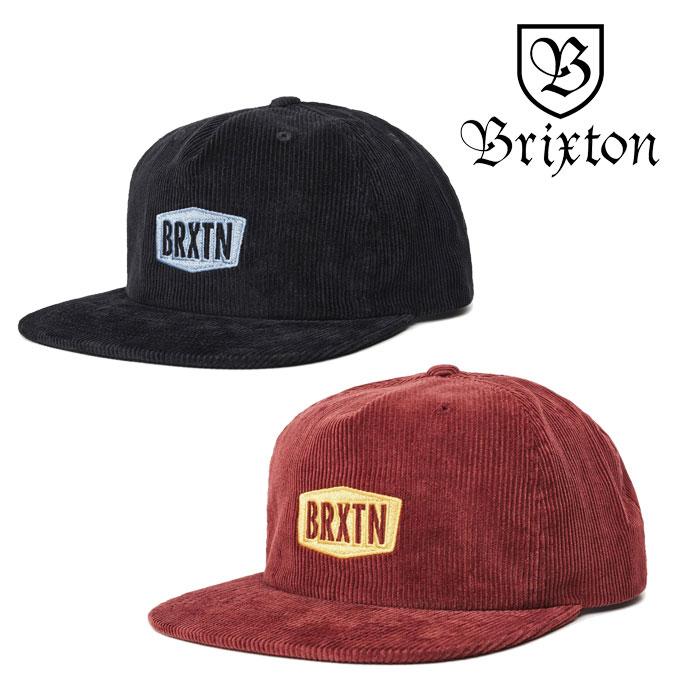 BRIXTON(ブリクストン) MALT MP SNAPBACK CAP 【2019FALL新作】【キャップ 帽子】