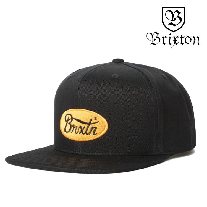 BRIXTON(ブリクストン) PARSONS II MP SNAPBACK CAP 【スナップバックキャップ 帽子】【2020SPRING新作】【定番 人気 シンプル】