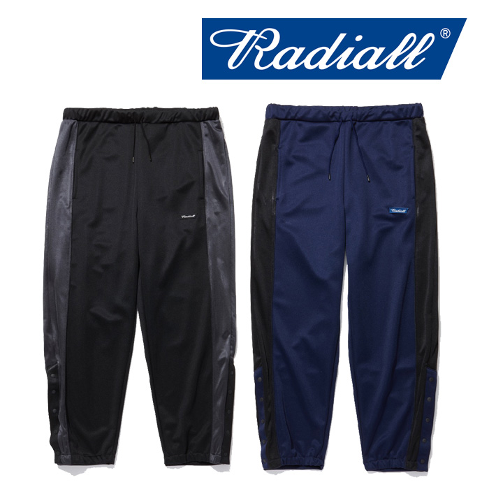 【SALE30%OFF】 RADIALL(ラディアル) FLAV - TRACK PANTS 【セール】【2019 SPRING&SUMMER COLLECTION】 【RAD-19SS-CUT013】【
