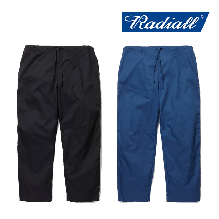RADIALL(ラディアル) HUNTINGTON-WIDE FIT EASY PANTS 【2019 SPRING&SUMMER COLLECTION】 【RAD-19SS-PT001】【イージーパンツ】
