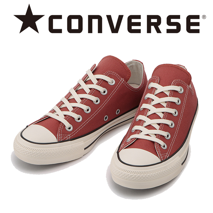 CONVERSE(コンバース) ALL STAR 100 COLORS OX(パプリカオレンジ) 【CHUCK TAYLOR】【スニーカー】【コンバース】【キャンバス オ