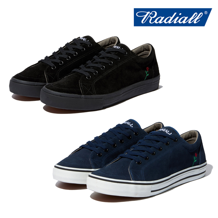 RADIALL(ラディアル) CONQUISTA - LOW TOP SNEAKER 【スニーカー】【ポゼストシューズ コラボレーション】【野坂稔和】【POSSESSED