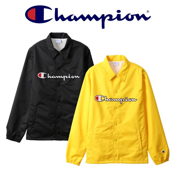 【SALE30%OFF】 CHAMPION(チャンピオン) COACH JACKET (ACTION STYLE) 【セール】【コーチジャケット アクションスタイル】【春夏