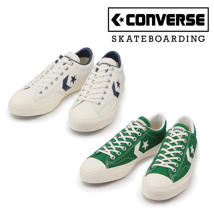 CONVERSE SKATEBOADING(コンバース スケートボーディング) BREAKSTAR SK CV OX 【スニーカー】【コンバース】【ブレイクスター】【