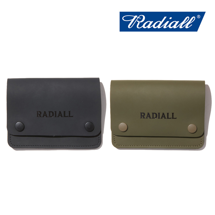 RADIALL(ラディアル) FROSTED - CARD CASE 【2019 A/W COLLECTION新作】 【RADIALL カードケース】 【RAD-19AW-ACC003】