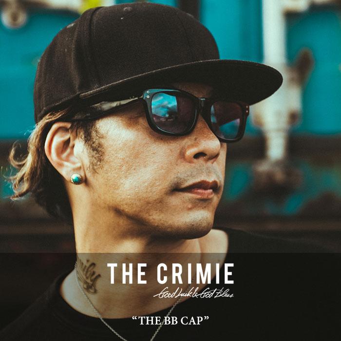 CRIMIE(クライミー) THE BB CAP 【2018 SUMMER先行予約】 【キャンセル不可】 【C1H3-CXCP-BB01】