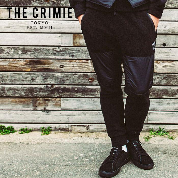 CRIMIE(クライミー) POLARTEC FLEECE PANTS 【フリースパンツ】【ブラック ポーラテック】【CR01-01K5-PL02】【送料無料】【2019AU