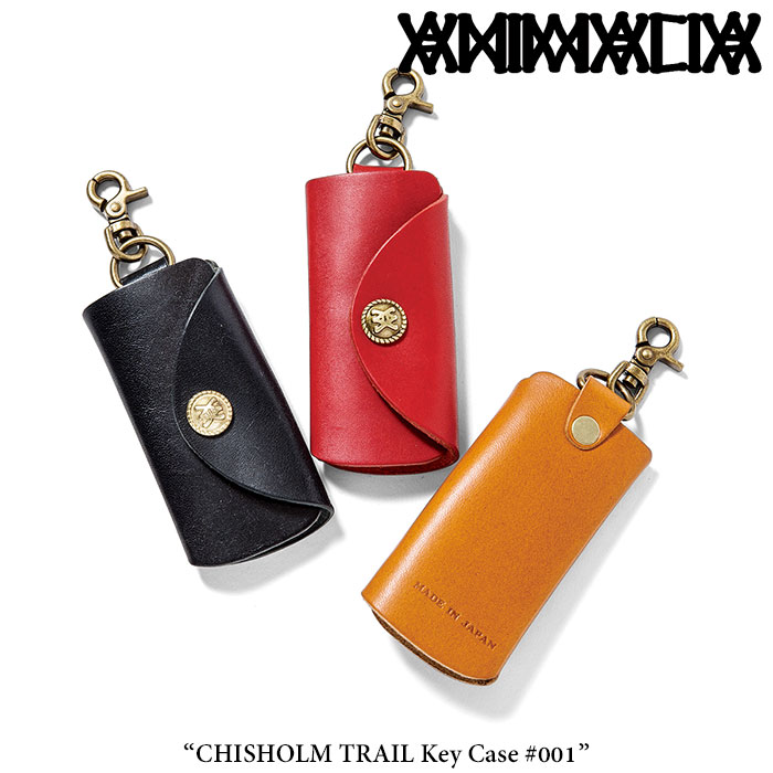 ANIMALIA(アニマリア) Chisholm Trail Key Case #001 【2018SPRING 先行予約】 【キャンセル不可】 【THE CHERRY COKE$】 【ANI