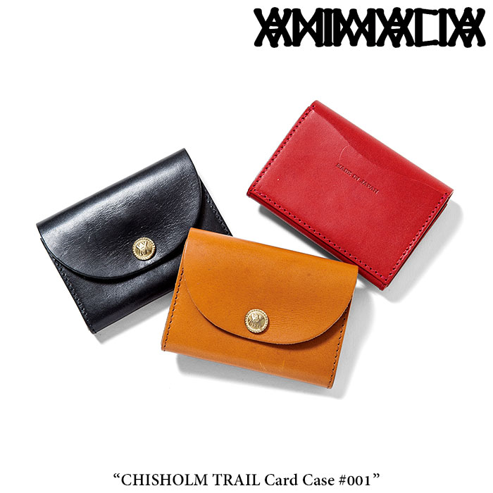 ANIMALIA(アニマリア) Chisholm Trail Card Case #001 【2018SPRING 先行予約】 【キャンセル不可】 【THE CHERRY COKE$】 【AN