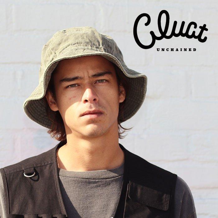 CLUCT(クラクト) KUSH [BUCKET HAT] 【バケットハット 帽子】【#04248】【2021SPRING新作】