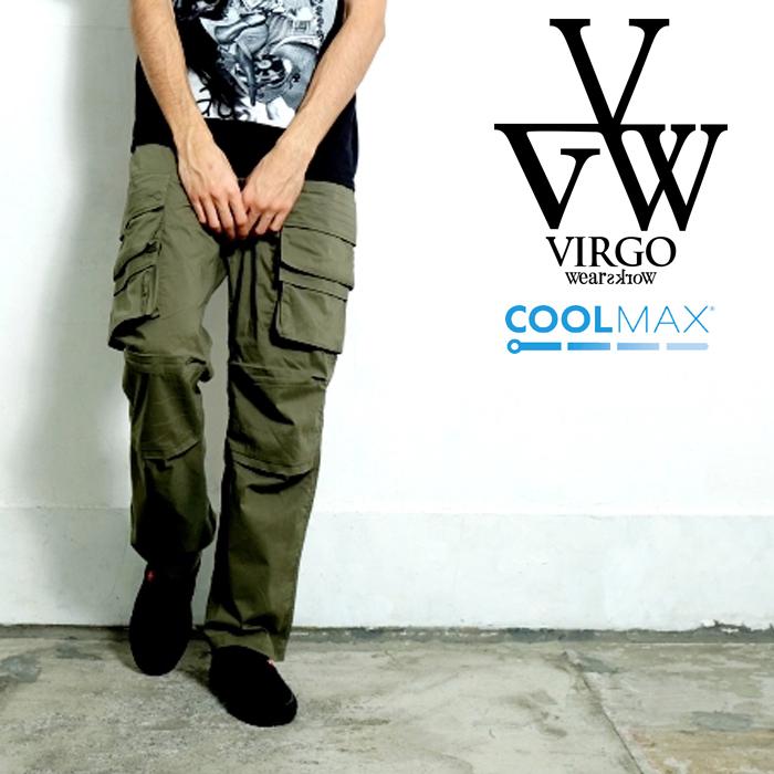【SALE30%OFF】 VIRGO ヴァルゴ バルゴ W-WING NEO  [CLASSIC LINE] 【パンツ】【セール】【VG-PT-326】【2020SPRING&SUMMER新作