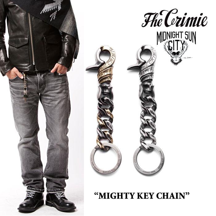 CRIMIE(クライミー) MIGHTY KEY CHAIN 【2018SPRING/SUMMER先行予約】 【送料無料】【キャンセル不可】 【C1H1-CXAG-MK01】
