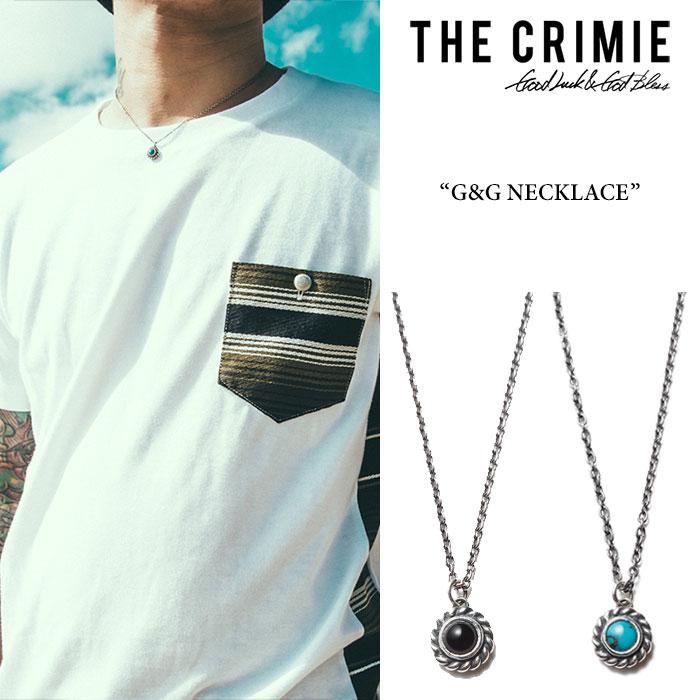 CRIMIE(クライミー) G&G NECKLACE 【2018SPRING/SUMMER先行予約】 【送料無料】【キャンセル不可】 【C1H1-CXAG-GN01】【C1H1-CX