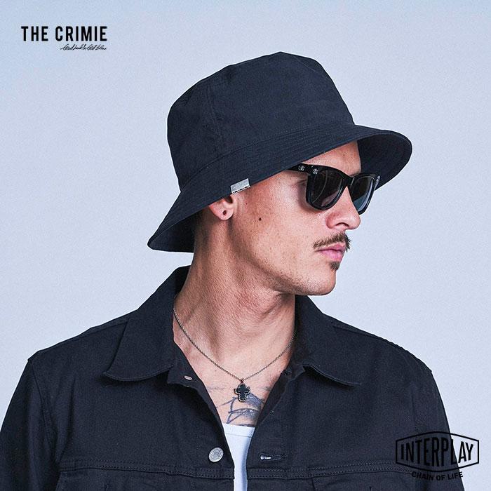 CRIMIE クライミー URBAN MILITARY HAT CR1-02A1-HW02  ミリタリー ハット バケットハット 帽子 アウトドア カジュアル アメカジ ス