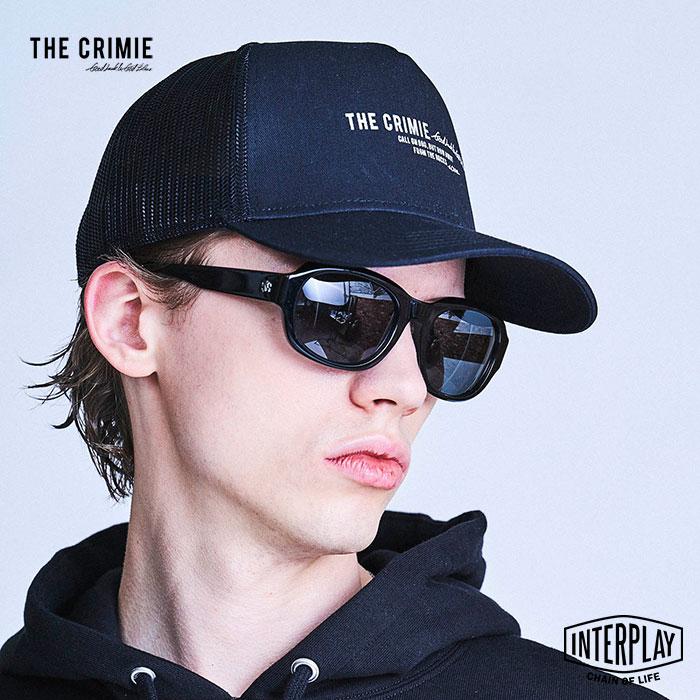 CRIMIE クライミー THE CR MESH CAP CR1-02A1-HW10  キャップ 帽子 メッシュキャップ ロゴ カジュアル ファッション ブランド アメカ