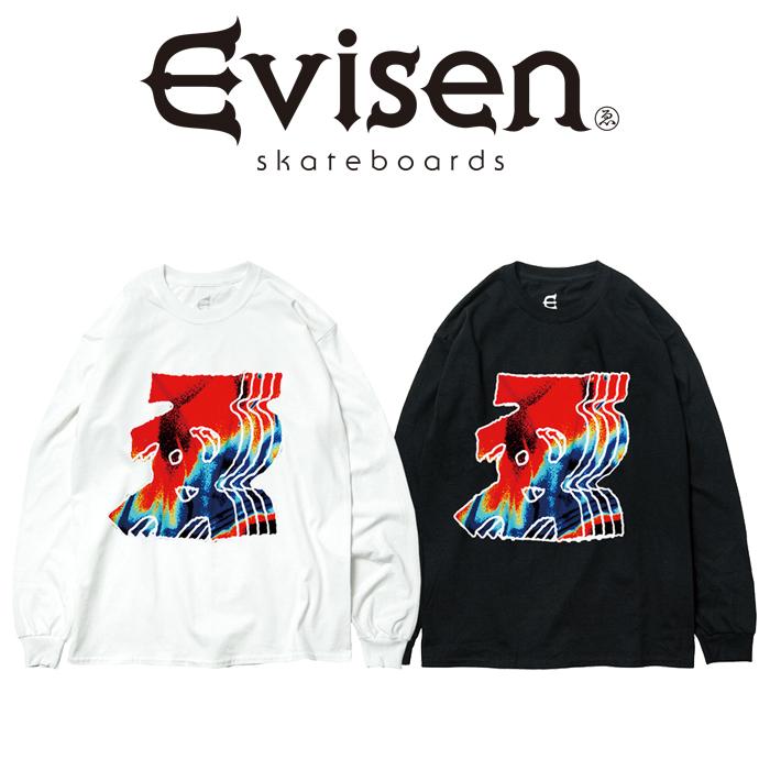 Evisen Skateboards (エヴィセン スケートボード) WYEASTY LS 【ロングスリーブTシャツ】【エビセン スケートボード Evisen Skateb
