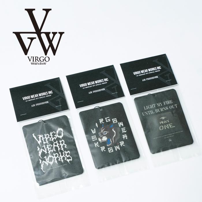 VIRGO ヴァルゴ バルゴ VGW FRESHENER 【エアフレッシュナー】【VG-GD-675】【2021SPRING&SUMMER新作】【VIRGOwearworks】
