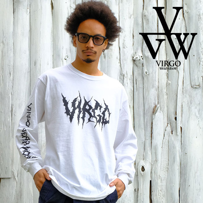 VIRGO ヴァルゴ バルゴ Crust lst 【ロングスリーブTシャツ】【VG-LSPT-71】【2021SPRING&SUMMER新作】【VIRGOwearworks】
