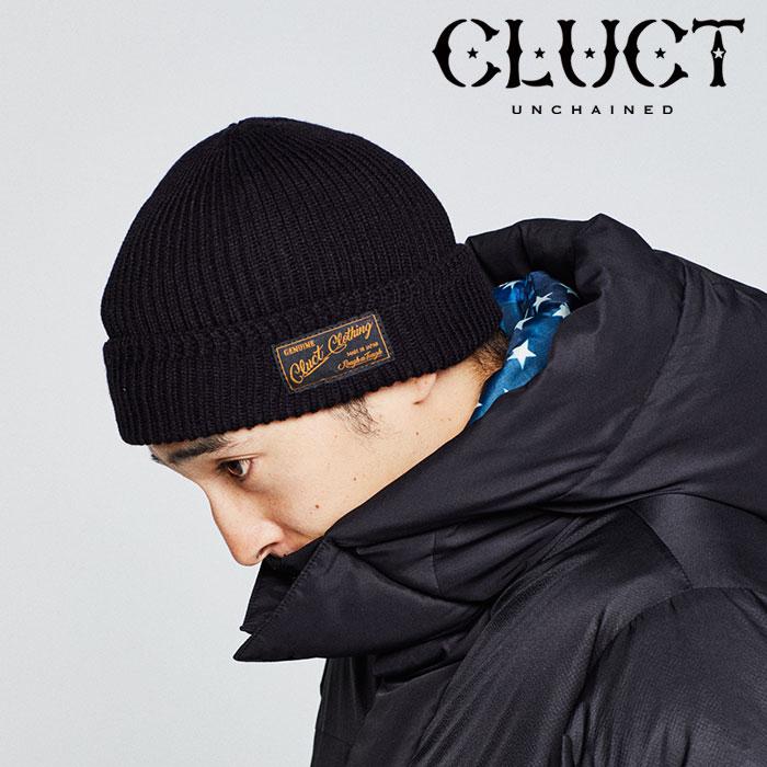 CLUCT(クラクト) MILITARY KNIT CAP 【2018HOLIDAY新作】 【ニット帽】【#02919】