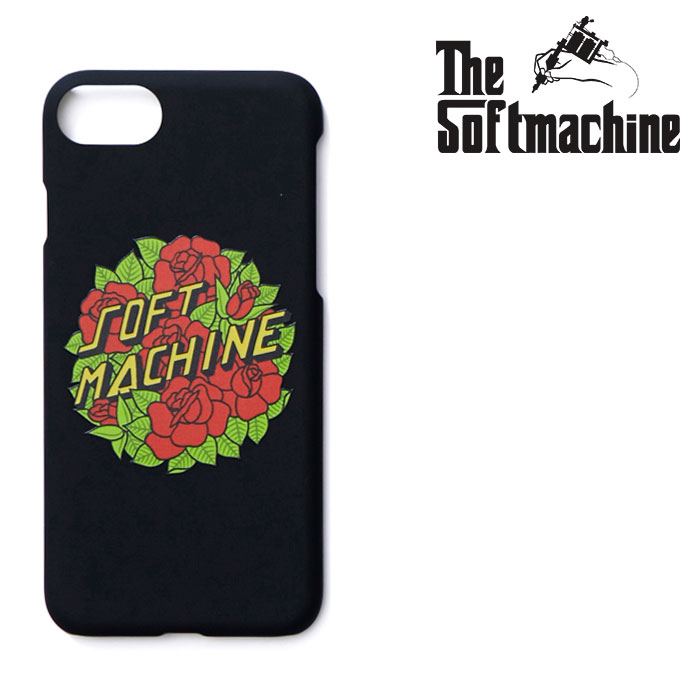 SOFTMACHINE(ソフトマシーン) COAST iPhone CASE(iPhone7&8 CASE) 【2019SUMMER VACATION新作】【iPhoneケース】