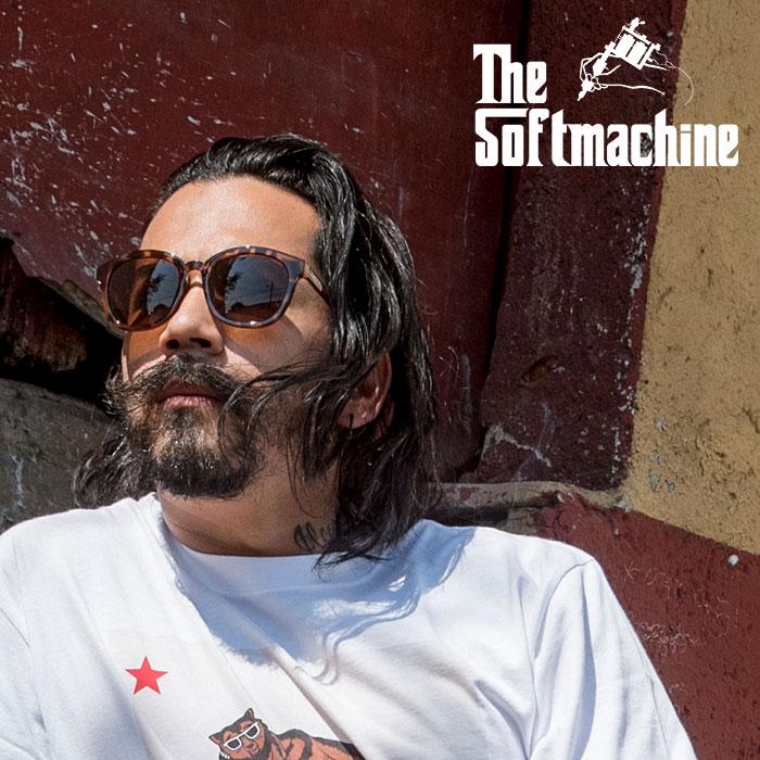 SOFTMACHINE(ソフトマシーン) FRANCISCO GLASS (EYE WEAR) 【2019SUMMER VACATION新作】【サングラス】