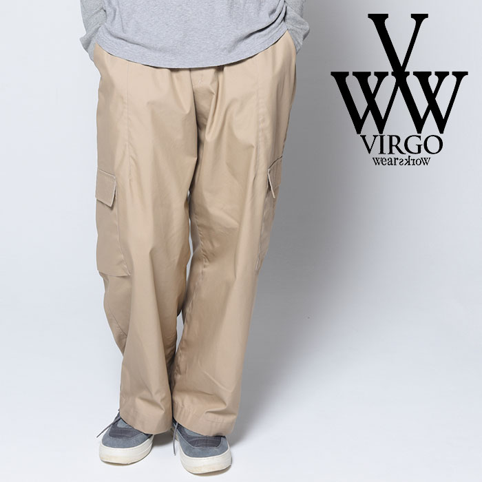 【SALE40%OFF】 VIRGO ヴァルゴ バルゴ MUCH FAT CARGO  【2018-19HOLIDAY/SPRING新作】【送料無料】【セール】 【VG-PT-215】【