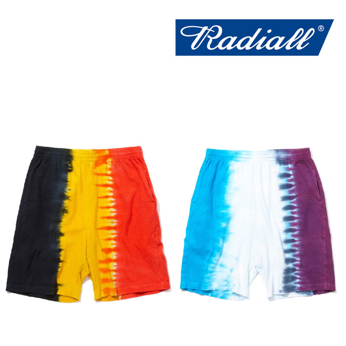 【SALE】 RADIALL(ラディアル) ARABICAN - SWEAT SHORTS 【2018 SPRING&SUMMER新作】 【RADIALL ショーツ】 【RAD-18SS-CUT014