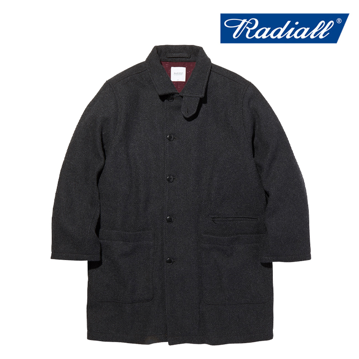 RADIALL(ラディアル) CYPHER - SHOP COAT 【ショップコート】【2020 AUTUMN&WINTER COLLECTION】【RAD-20AW-JK003】