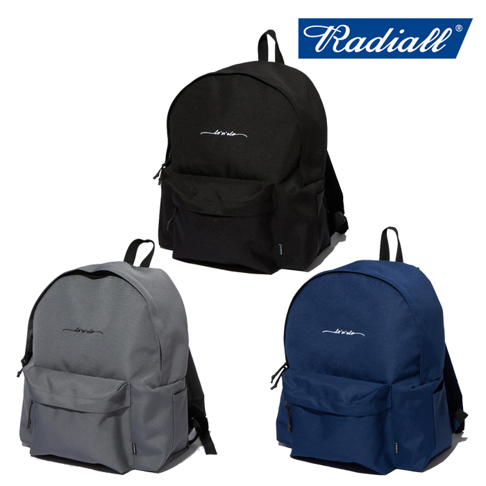 RADIALL(ラディアル) LAND WALKER - BACK PACK 【バッグパック リュック】【2021 SPRING&SUMMER COLLECTION】【RAD-21SS-BAG001】