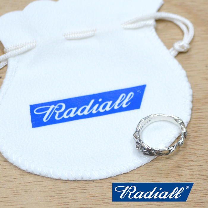 RADIALL(ラディアル) CHROME LADY - PINKY RING 【2018 AUTUMN & WINTER COLLECTION】 【RAD-JWL015】