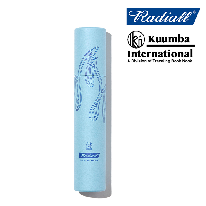 RADIALL(ラディアル) LO-N-SLO - STICK INCENSE MINI 【お香】【Kuumba クンバ】【2021 SPRING&SUMMER COLLECTION】【RAD-KMB009】