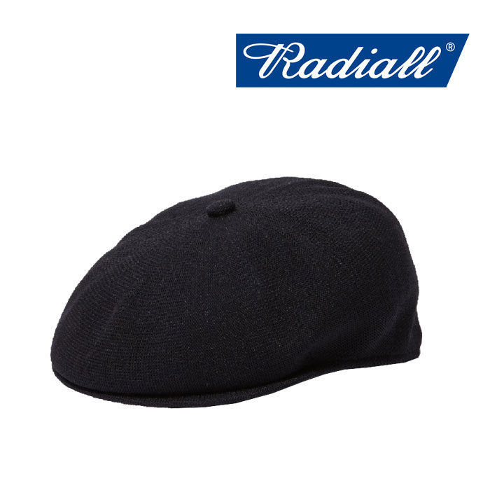 RADIALL(ラディアル) DUBWISE CASQUETTE 【2018 SPRING&SUMMER新作】 【RADIALL キャスケット】 【RAD-18SS-HAT008】