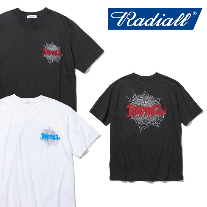 【SALE】 RADIALL(ラディアル) BILLYS HOLIDAY- CREW NECK T-SHIRT 【2018 SPRING&SUMMER新作】 【RADIALL Tシャツ】 【RAD-18S