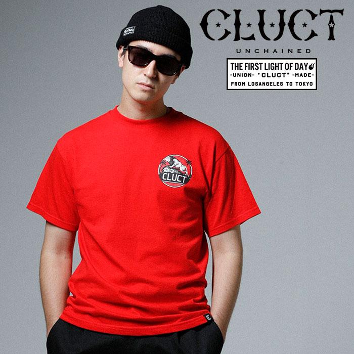 CLUCT(クラクト) RISE ABOVE 【2019SPRING先行予約】【キャンセル不可】 【#02947】【Tシャツ】