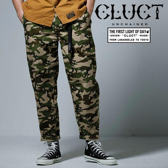 CLUCT(クラクト) RIPSTOP TRUCK PANTS 【2019SPRING先行予約】【キャンセル不可】 【#02970】【パンツ】