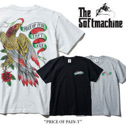 SOFTMACHINE(ソフトマシーン) PRICE OF PAIN-T(T-SHIRTS) 【2018SUMMER VACATION新作】
