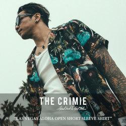 CRIMIE(クライミー) LAS VEGAS ALOHA OPEN SHORT SLEEVE SHIRT 【2018SPRING/SUMMER新作】 【送料無料】【即発送可能】 【C1H1-S