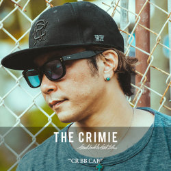 CRIMIE(クライミー) CR BB CAP 【2018 SUMMER新作】 【即発送可能】 【C1H3-CP03】
