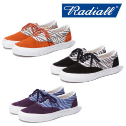 RADIALL(ラディアル) COSMIC SLOP DECK SNEAKER 【2018 SPRING&SUMMER新作】 【RADIALL スニーカー】 【RAD-18SS-FW001】